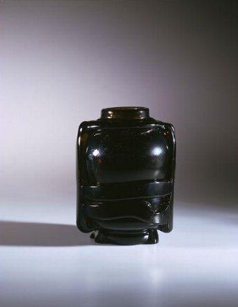 Vase ca. 1930 designed by Henri Navarre
