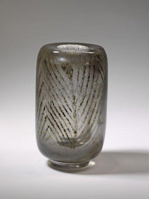 Vase ca. 1930 By Henri Navarre