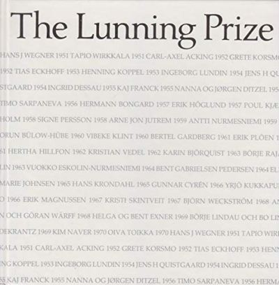 Lunning Prize Book Cover