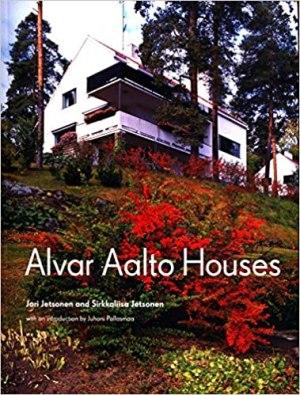 Alvar Aalto Houses Book Cover