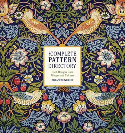 The Complete Pattern Directory: 1500 Designs from All Ages and Cultures cover page