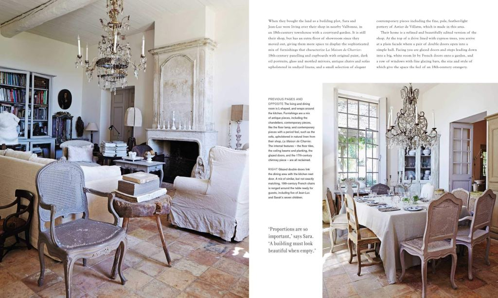 Perfect French Country page sample