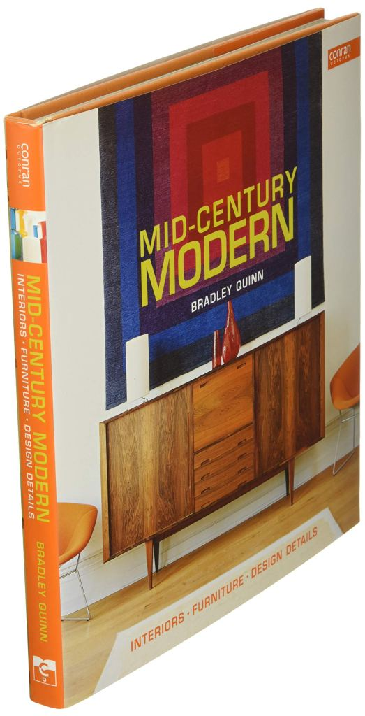 Mid-Century Modern Book Cover
