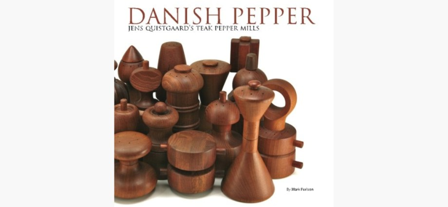 Danish Pepper - book featured image