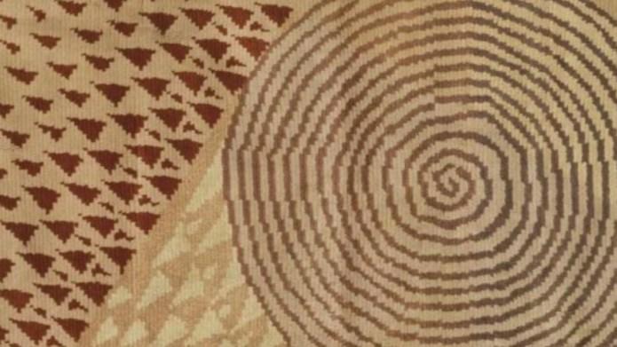 Evelyn Wyld carpet designer