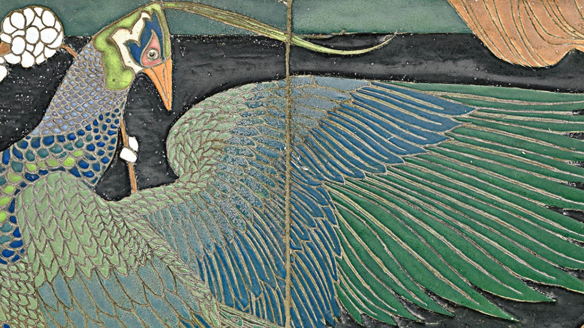 Frederick Hurten Rhead Tile featured image