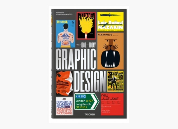 History of Graphic Design featured image