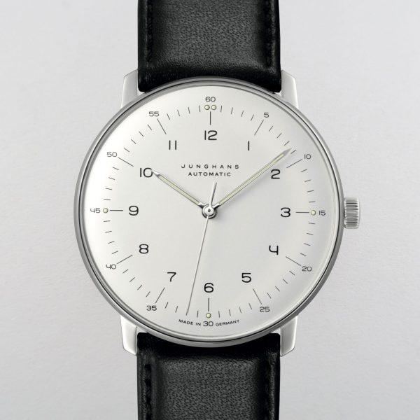 Max Bill Junghams wrist watch