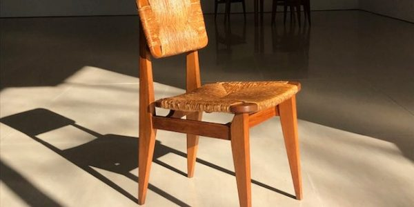 Chair designed by Marcel Gascoin