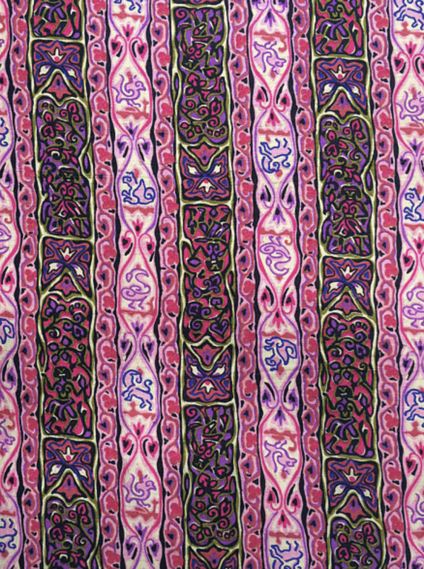 Piece of printed silk Cheney Brothers (American, 1838–1955)