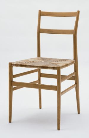 Gio Ponti.Leggera Side Chair (model 646) 1951