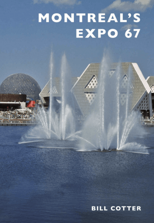 Montreal Expo 67 Book Cover