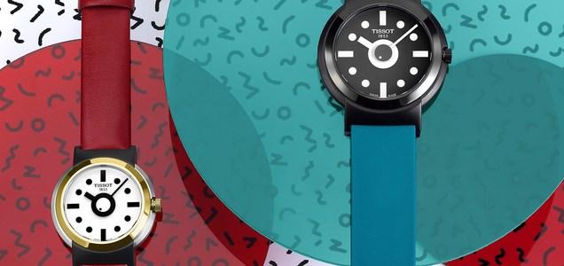 tissot heritage watch
