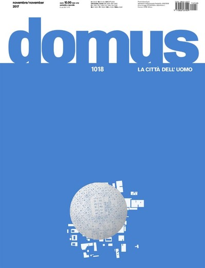 Domus Magazine Cover