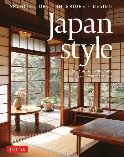 Japan Style: Architecture + Interiors + Design - Cover Art