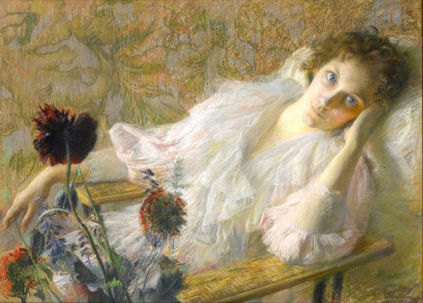Autumn-Soul by Armand Point 1890