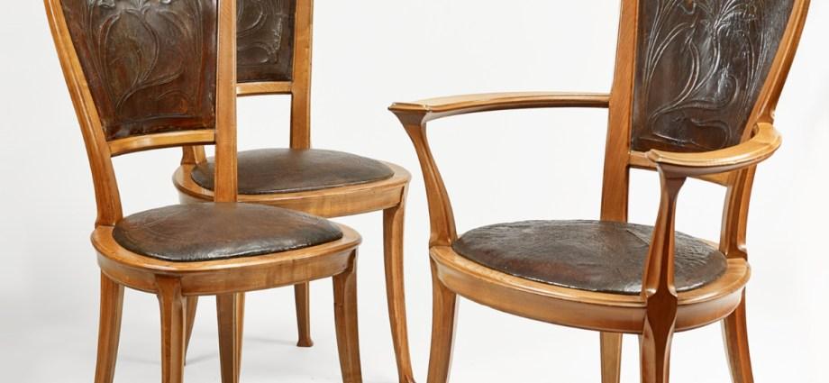 Charles Plumet furniture
