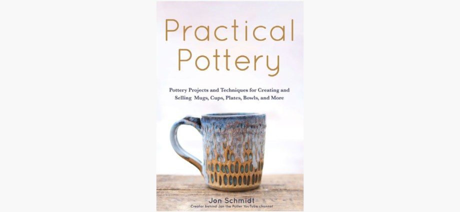 Practical pottery book cover