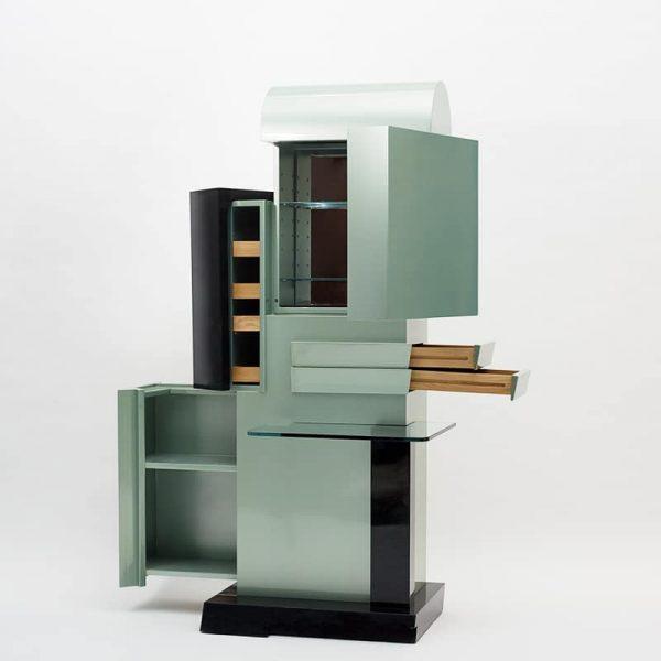 Dakota Jackson, Bar Cabinet, USA, 1979