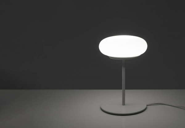Itka table lamp, 1986 for Danese designed by Naoto Fukasawa
