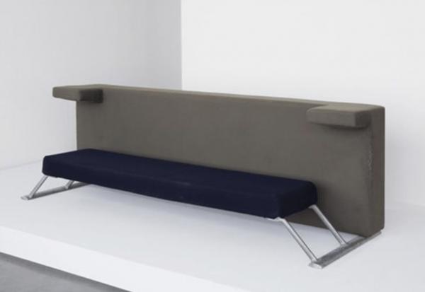Berlino sofa, ca. 1986 designed by Andrea Branzi (artnet)
