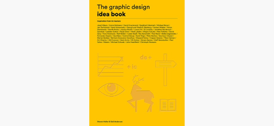 The Graphic Design Idea Book featured image