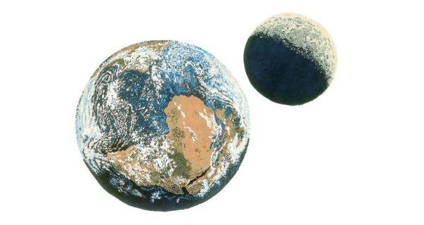 Tierra y Luna Carpets by Oscar Tusquets Blanca (1987)