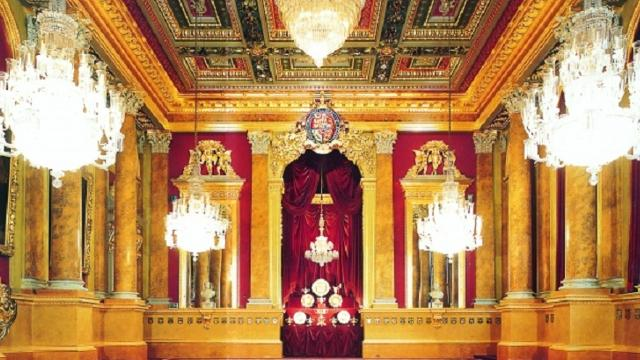 Goldsmiths' Hall in the City of London