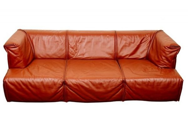 Cardigan sofa, model 963 by Vico Magistretti