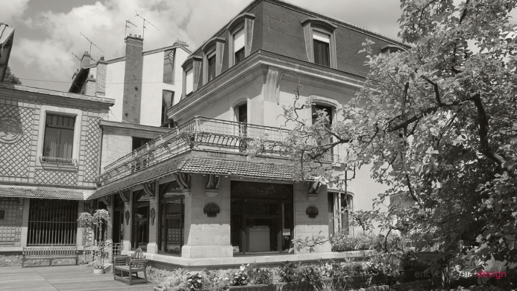 Main building of the École de Nancy