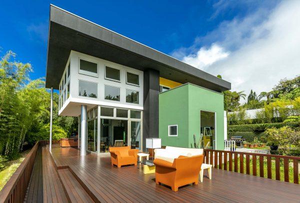 Maui home design - Memphis group