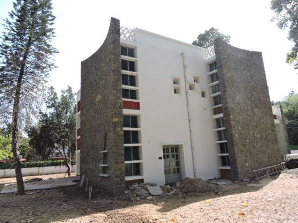 The house of Swiss-born architect Pierre Jeanneret converted into a museum,Chandigarh,India