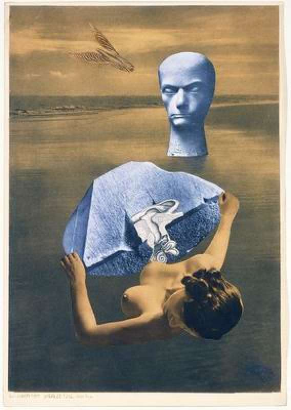 On the Banks of Baudelaire by Karel Teige