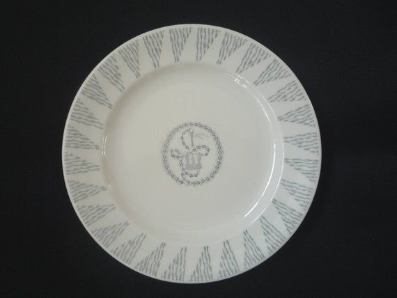 Wedgwood Orient Line Plate by Robert Goodden