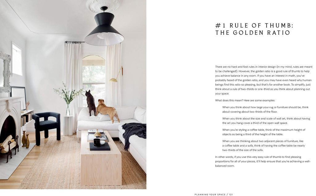Design the Home You Love - page sample