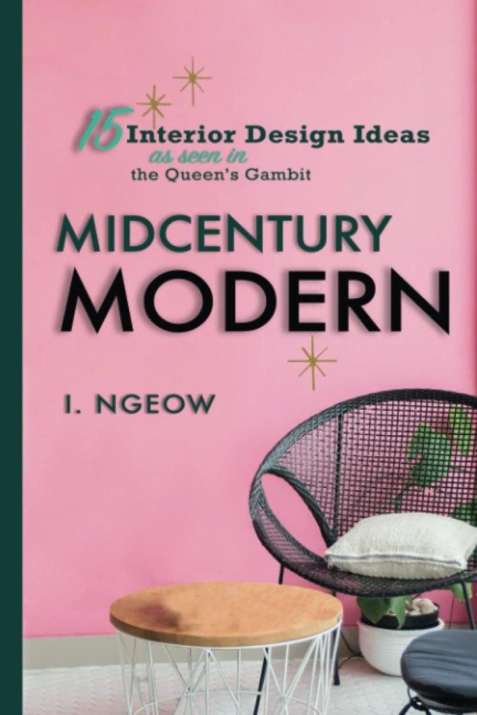 Midcentury Modern cover artwork