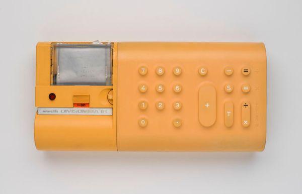 Olivetti 'Divisumma 18' portable calculator