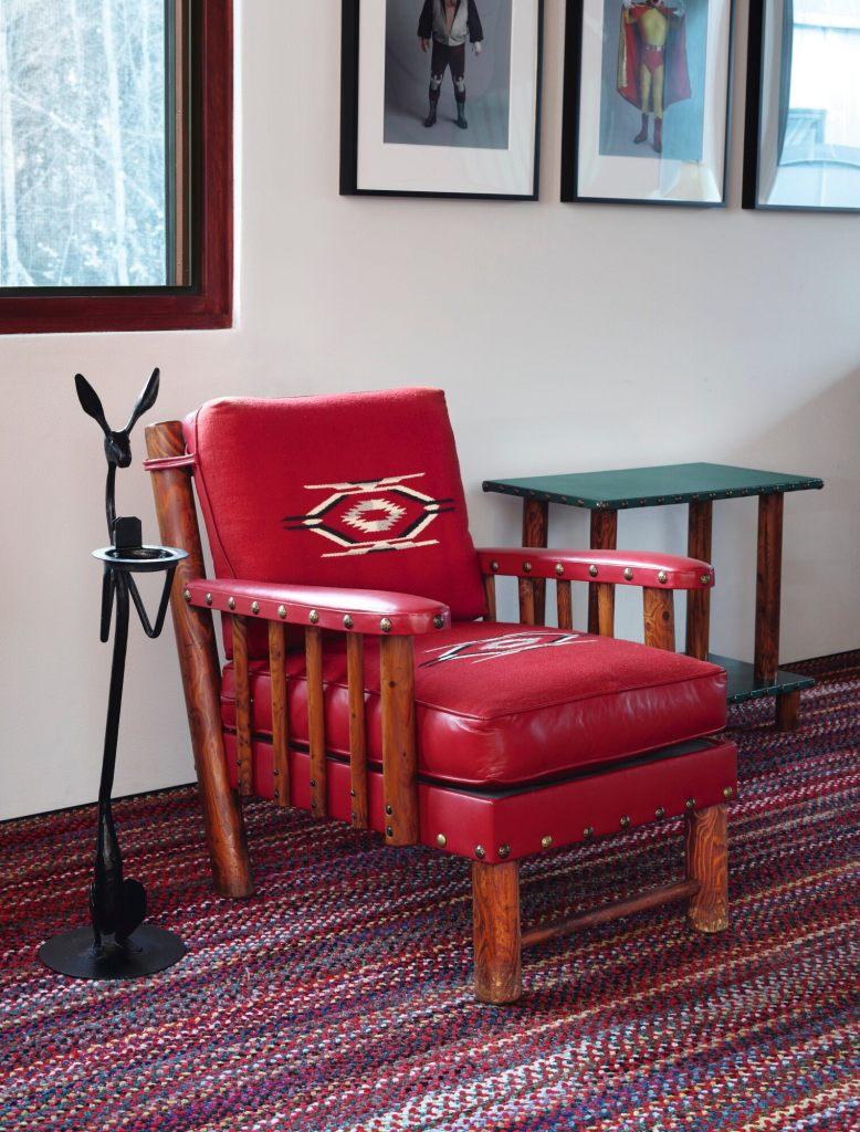 Thomas Molesworth Club Chair