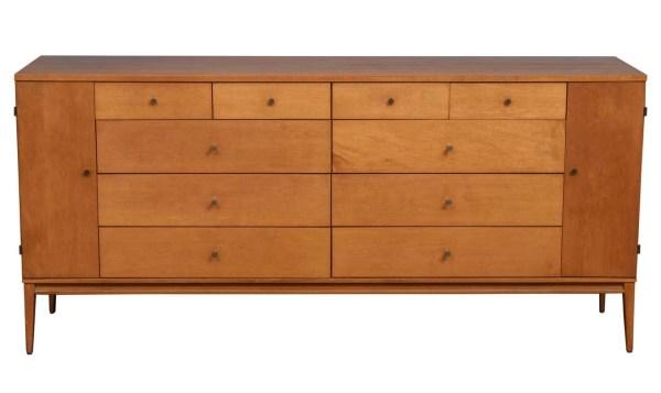Model 1510 dresser for Winchendon Furniture. Designed by Paul McCobb