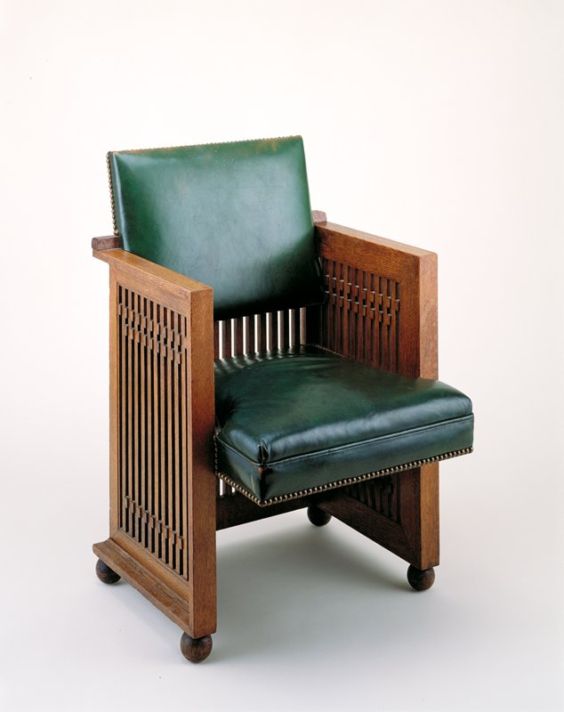 Armchair (1912 - 1913) - William Gray Purcell