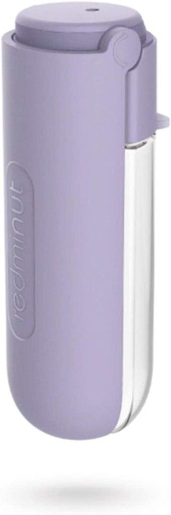 VIBON Redminut Authorized Portable Drinking Bottle for Dogs 420ml/14oz (Violet)