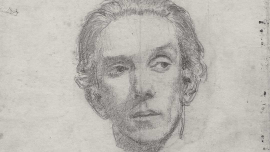 George Sheringham Portrait