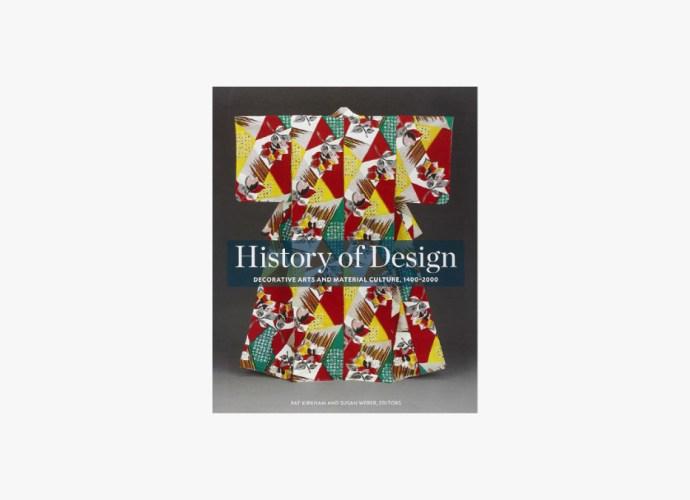 History of Design cover art