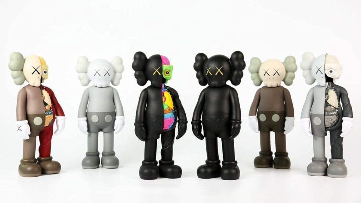 KAWS toys featured image