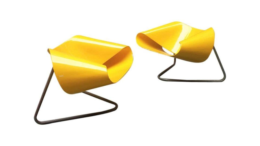 Ribbon Chair by Franca Stagi - featured image