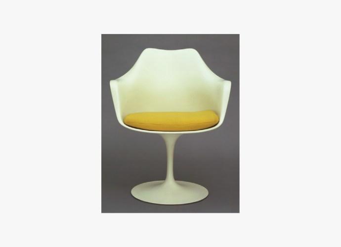 Tulip Armchair by Eero Saarinen (1957)