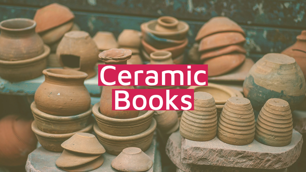 ceramic books category matte