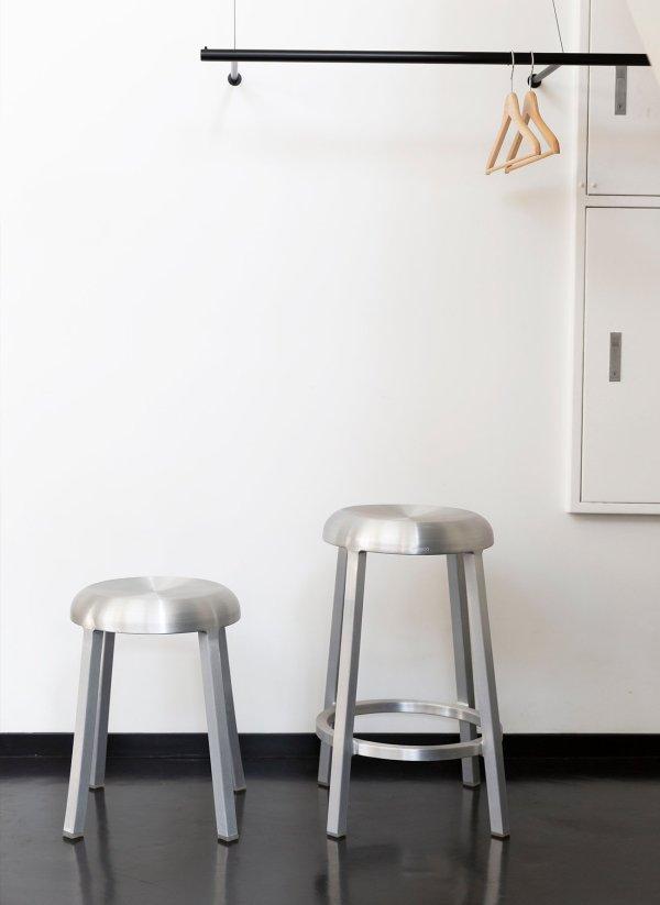 """Za"" small stool by Naoto Fukasawa"