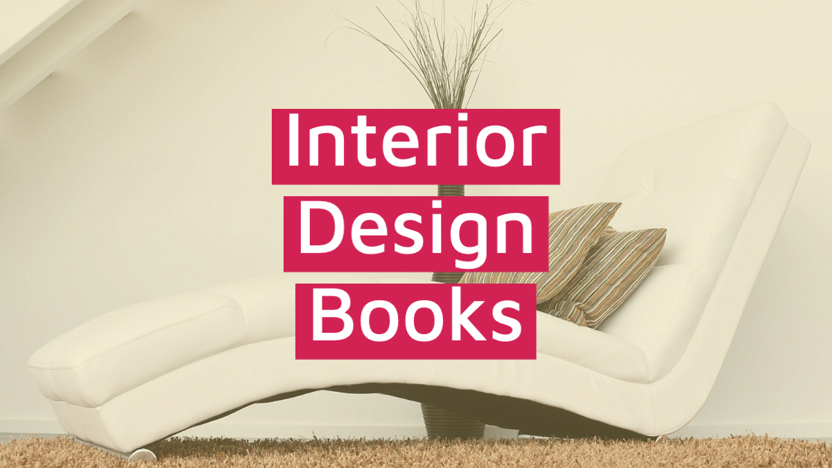 interior design books category