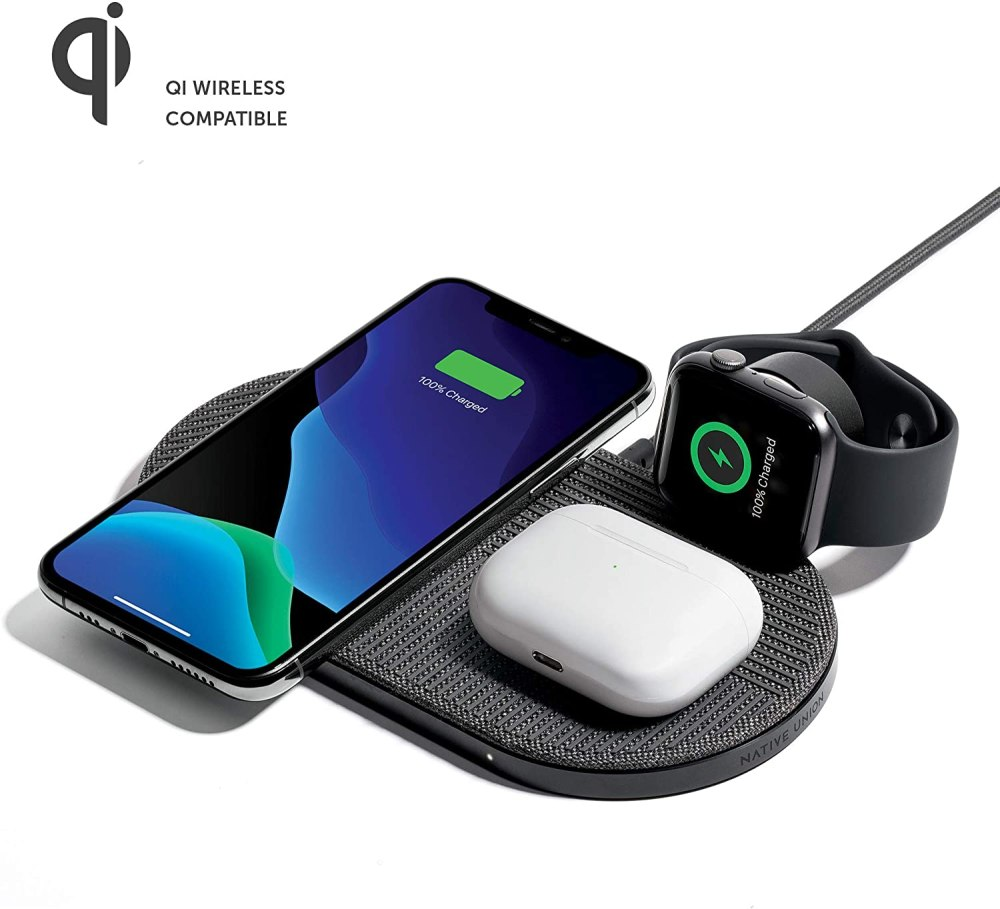 Native Union Drop XL Wireless Charger (Watch Edition)